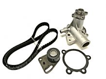 Pinto Water Pump & Cambelt Kit - Viscous